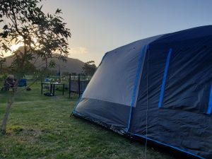 camping storage Australia