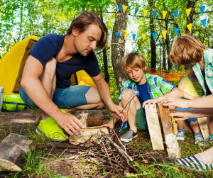 Camping with toddlers and camping with kids Australia
