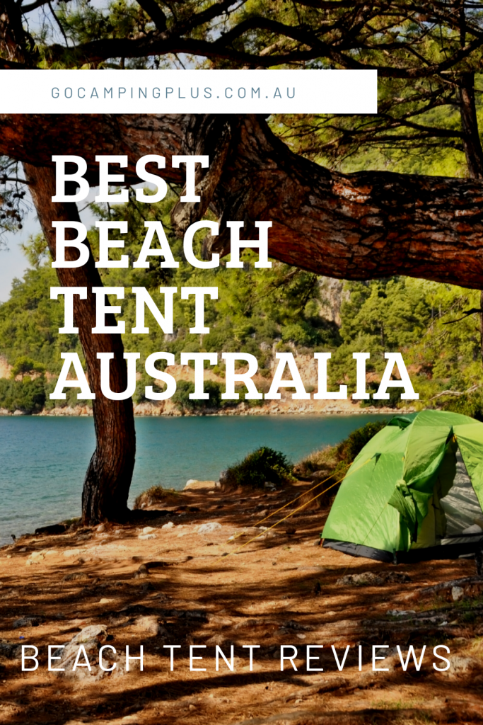 A guide to the best beach tent Australia has to offer.