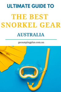 The best snorkel gear Australia