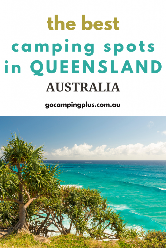 The best camping spots QLD